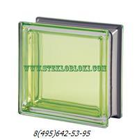 Стеклоблок Vetroarredo металлизированный mendini berillo q19