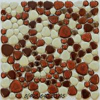 Мозаика Creativa mosaic морские камешки iguana