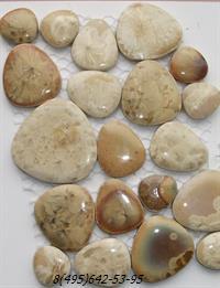 Мозаика Creativa mosaic морские камешки sand