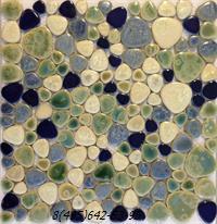 Мозаика Creativa mosaic морские камешки coctail